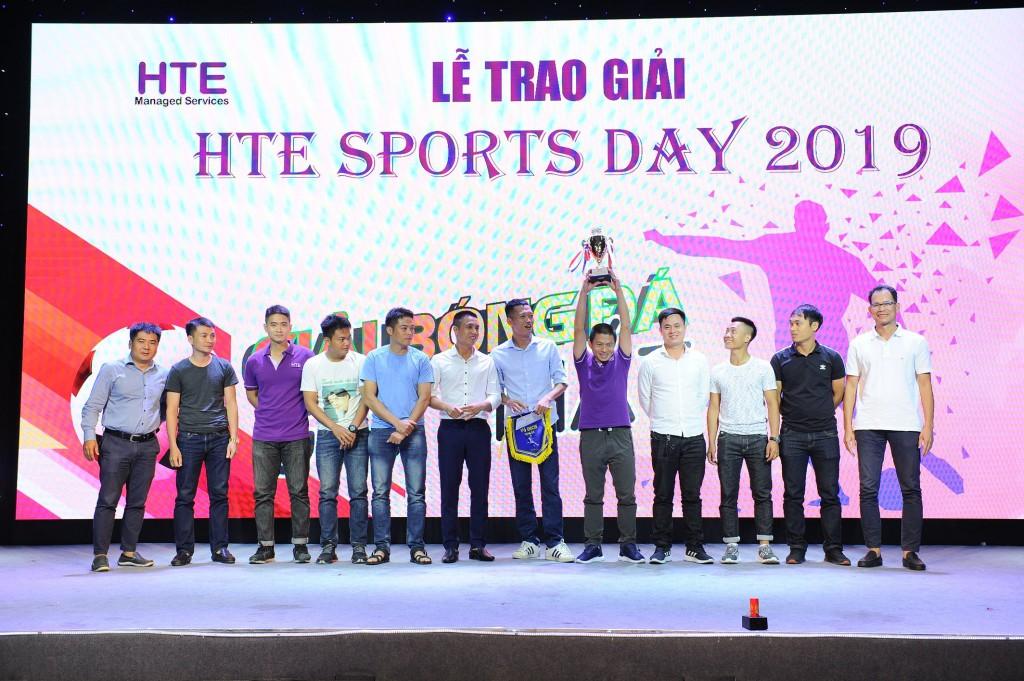 Giải vô địch bóng đá 2019