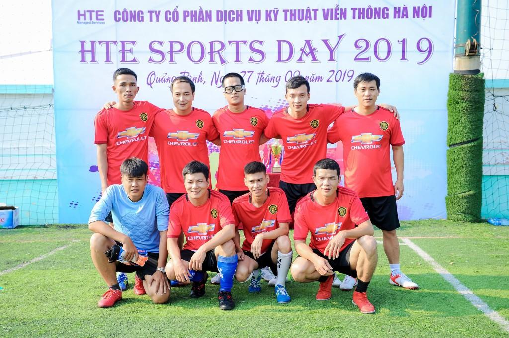 Đội bóng Trung tâm miền Trung